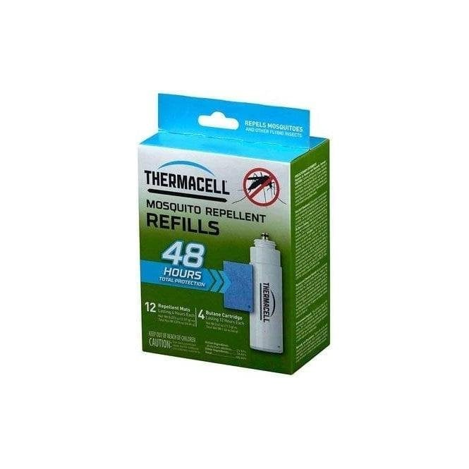 Thermacell Insect Repeller Refill Pack - Mats and Gas Large