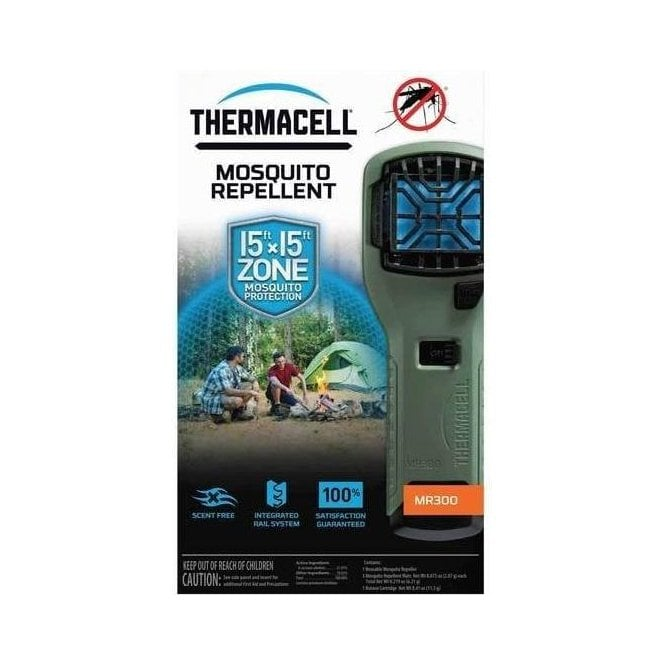 Thermacell Portable Mosquito & Midge Repeller