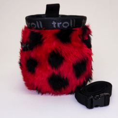 Furry Chalk Bag