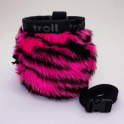 Furry Chalk Bag
