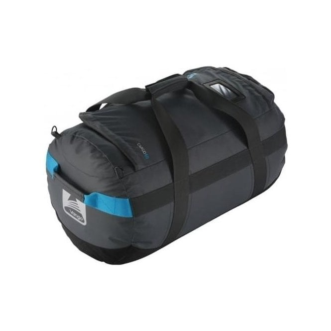 Vango Cargo 60 Bag - Grey/Volt Blue