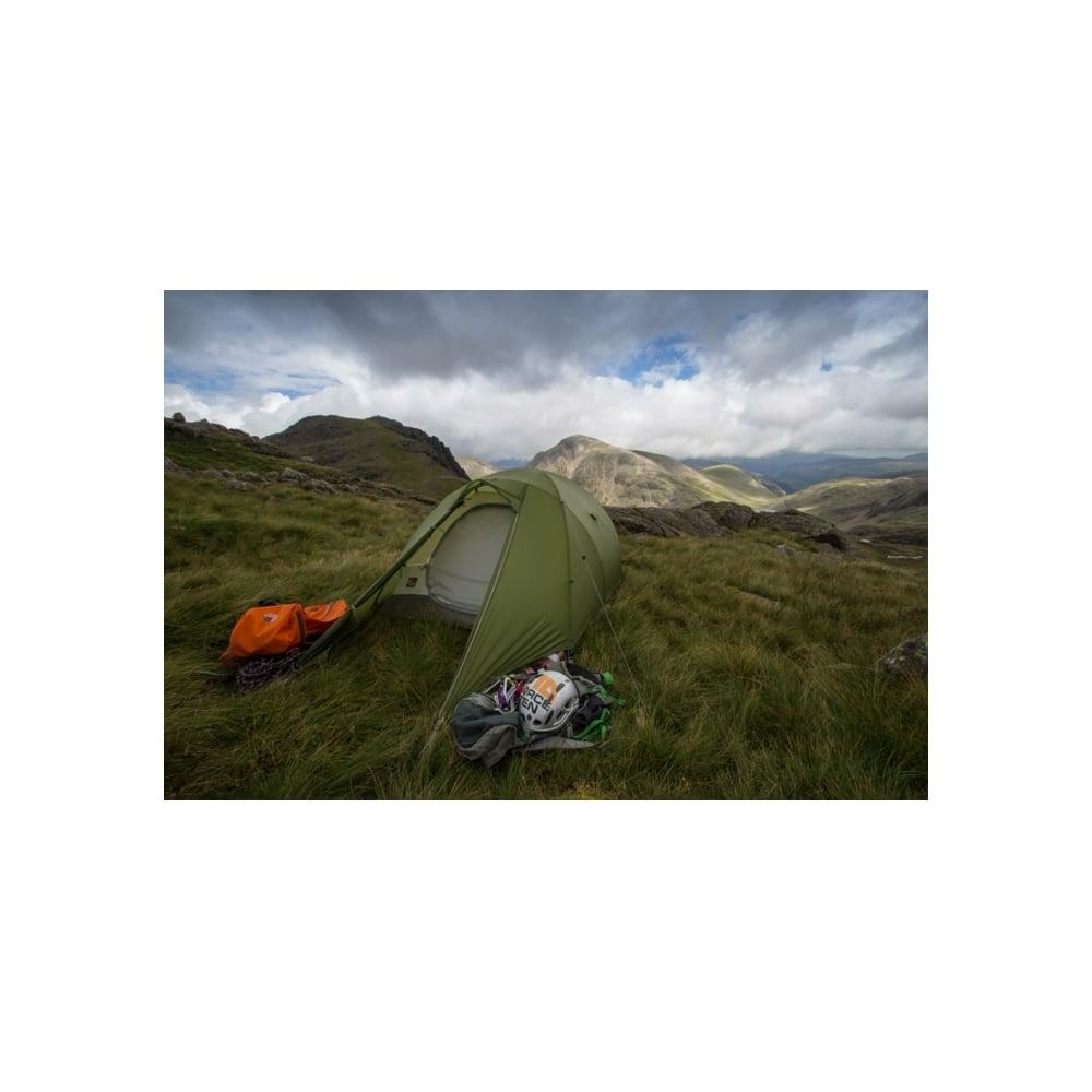 Force Ten Mtn 2 Tent Alpine Green