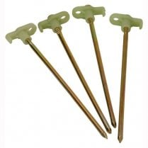 Luminous Rock Pegs 23cm x 6mm