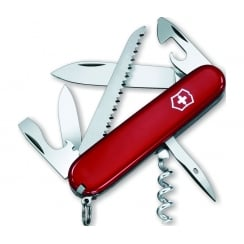 Camper Red - Swiss Army Knife