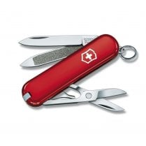 Classic Red Swiss Army Penknife