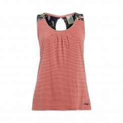 Nilly Striped Jersey Vest