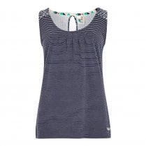 Nilly Striped Jersey Vest Top
