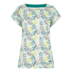 Paw Paw Patterned Jersey T-Shirt